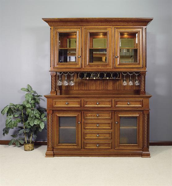 Amish Kitchen Cabinets Ohio: Quality Amish Made