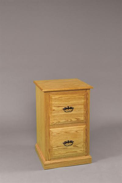 2  Drawer Traditional Filing Cabinet