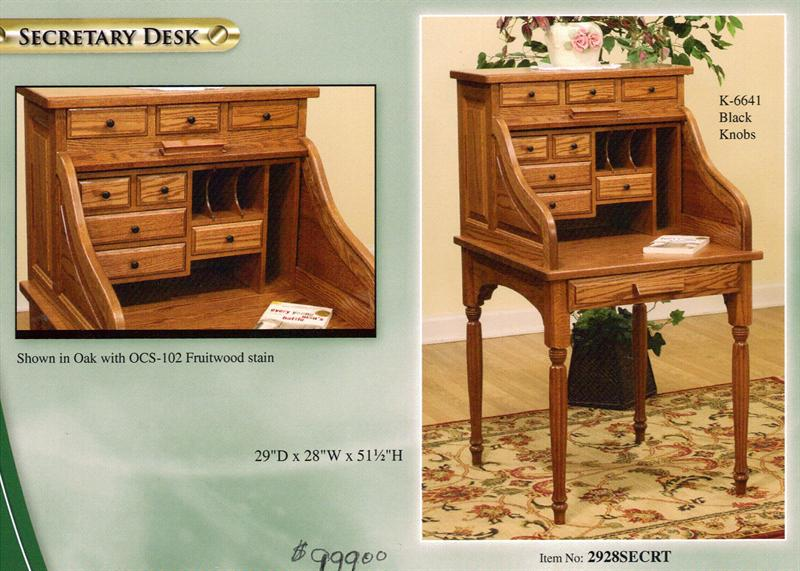 Oak Tree Furniture : Amish Furniture : Quality Amish made Furniture Available online